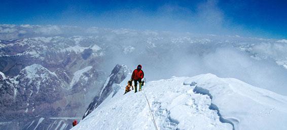 Dort oben wirst du blöd im Kopf – Über Prioritäten im Bergsteigen